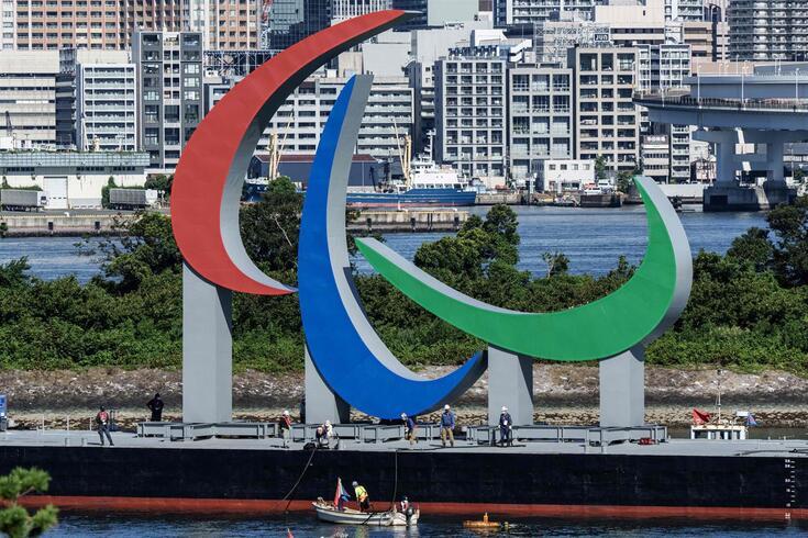 Jogos Paralímpicos tem Tóquio como palco