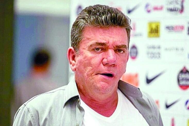"""Andrés Sanchez chamou """"timinho"""" ao Benfica"""