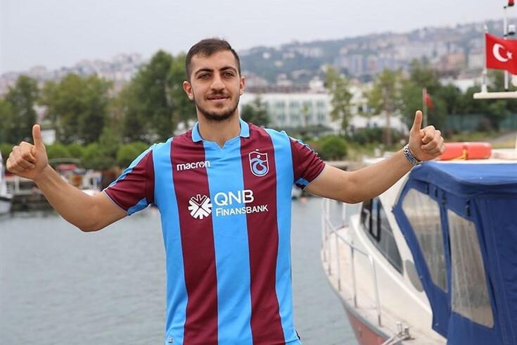 Hosseini, central do Trabzonspor