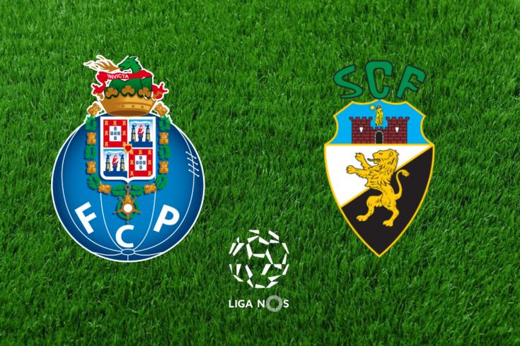 DIRETO   FC Porto-Farense