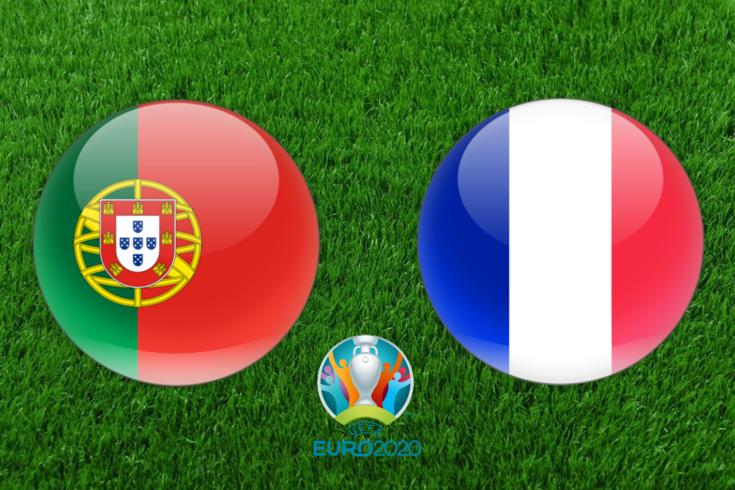 DIRETO   Euro'2020: Portugal-França