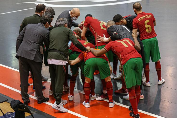 Seleção portuguesa vai defrontar a República Checa pela segunda vez seguida