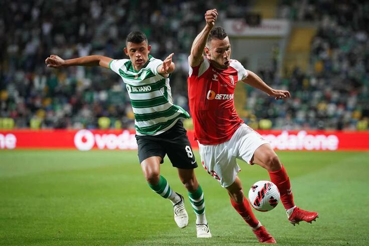 Sporting vai defender o título e o Braga considera não ter ainda condições para se intrometer nessa luta