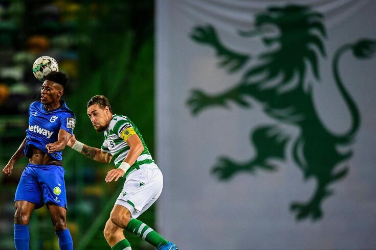 Cassierra bisou para o Belenenses, Coates marcou para o Sporting