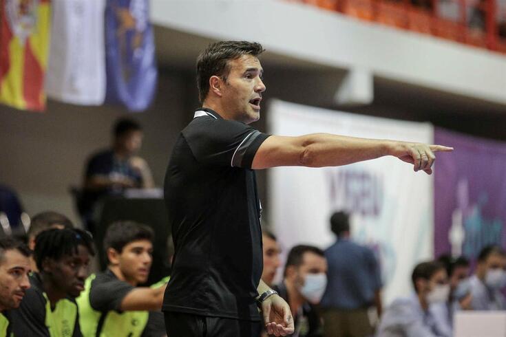 Ricardo Costa, treinador do Sporting