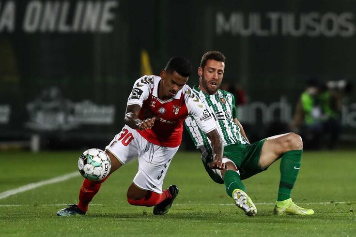 Empate no Rio Ave-Benfica
