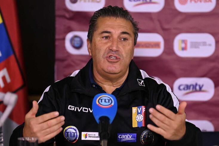 José Peseiro, selecionador da Venezuela