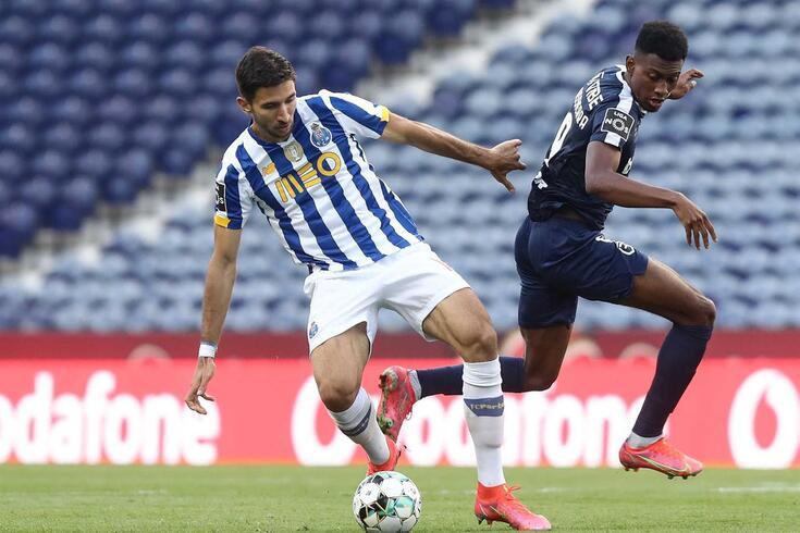 Marko Grujic está de regresso ao FC Porto