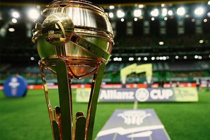 Confirmado: jogos da Taça da Liga reagendados para terem público