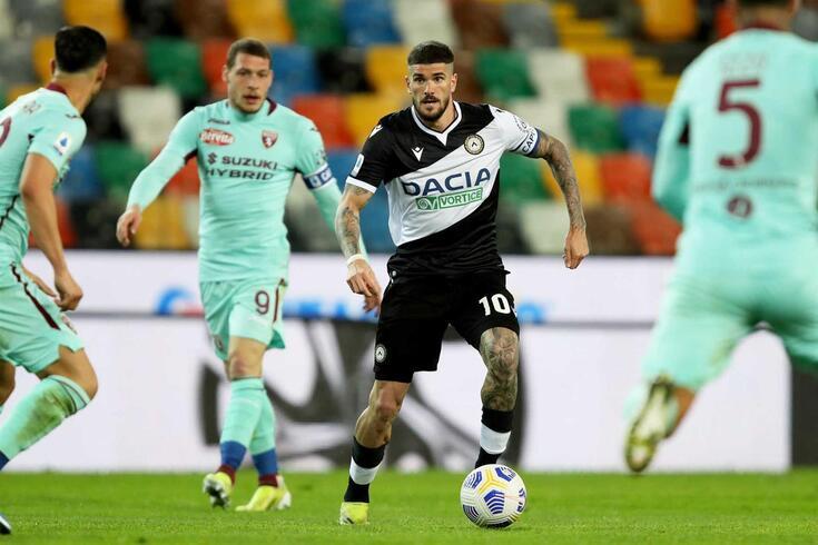 Rodrigo De Paul, médio da Udinese