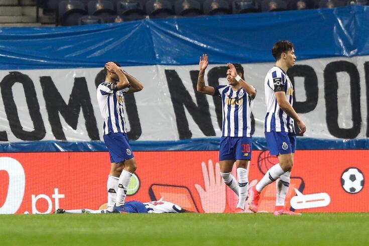 FC Porto está a dez pontos do Sporting