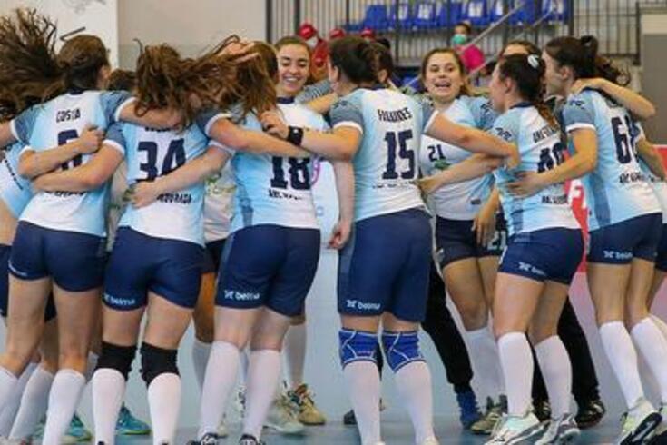 Reviravolta sobre Porto Salvo dá ao Alpendorada final da Taça de andebol