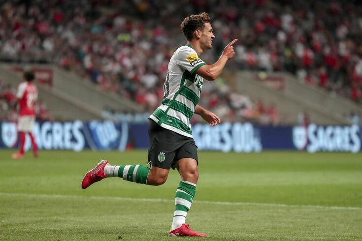 Braga, 14/08/2021 - O Sporting Clube de Braga recebeu esta noite o Sporting Clube de Portugal no Estádio