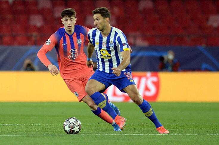 Grujic, médio sérvio do FC Porto