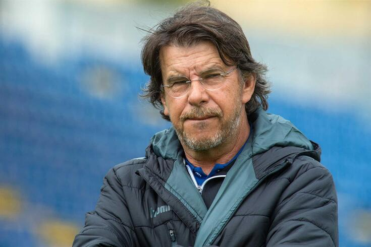 Manuel Machado, treinador do Nacional