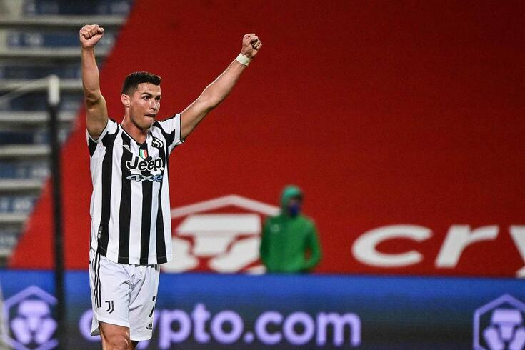 Cristiano Ronaldo, jogador da Juventus