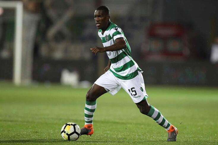 Lumor, antigo jogador do Sporting (2017 a 2021), perdeu um filho de apenas quatro semanas