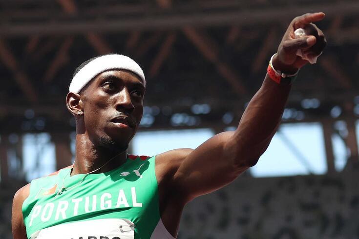 Pedro Pichardo conquistou o ouro em Tóquio'2020