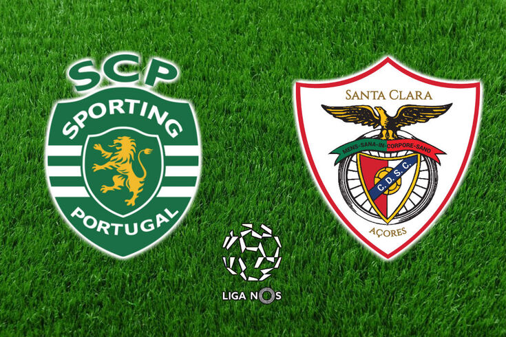 DIRETO | Sporting-Santa Clara
