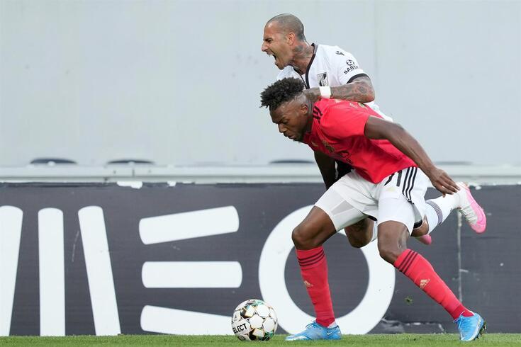 Nuno Tavares pode valer um encaixe financeiro ao Benfica