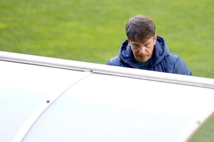 Manuel Machado, treinador do Berço