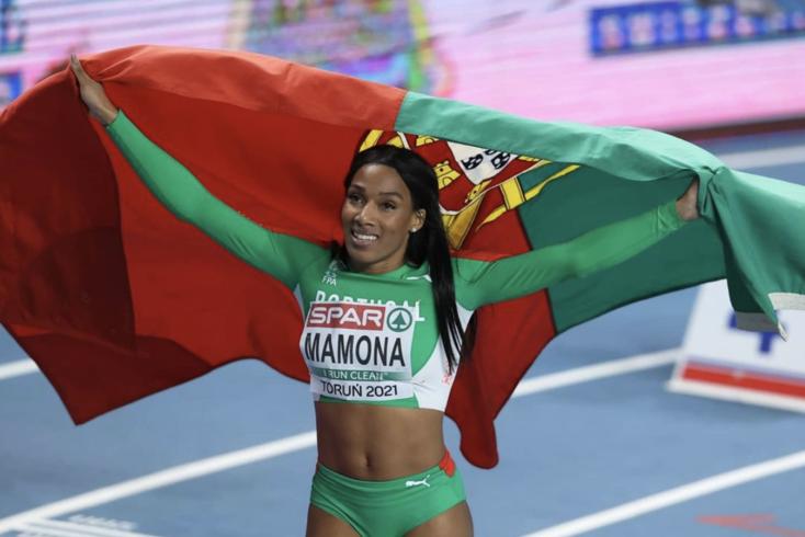 Mamona venceu a final feminina de tripla salto na Polónia