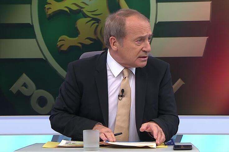 Luís Filipe Menezes, ex-líder do PSD e sócio do Sporting