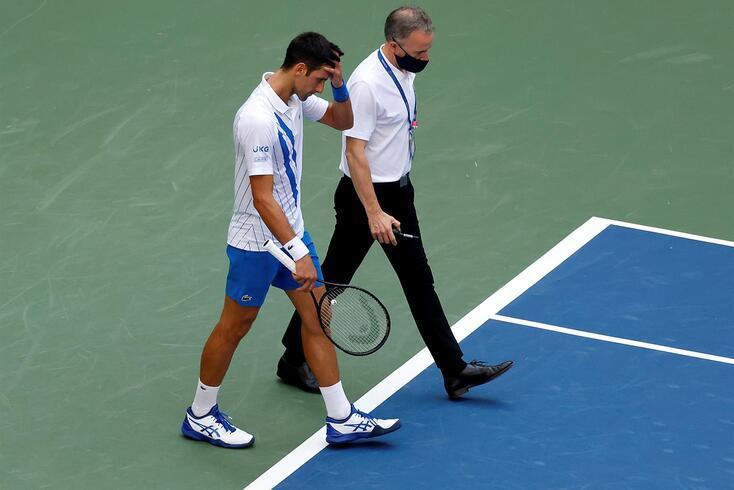 Djokovic sofreu a primeira derrota do ano de forma totalmente inesperada
