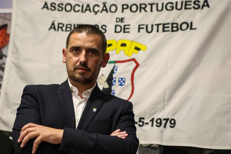 Luciano Gonçalves, presidente da APAF