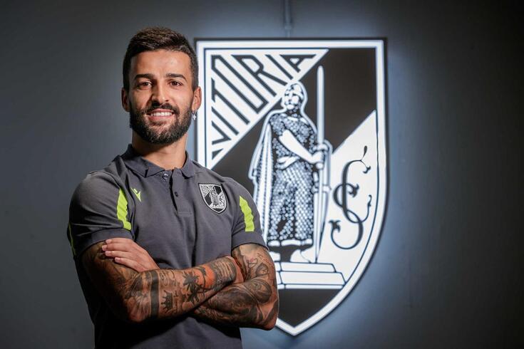 Tiago Silva, jogador do Vitória