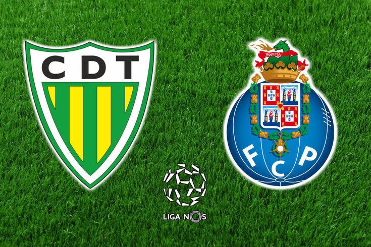 DIRETO | Tondela-FC Porto