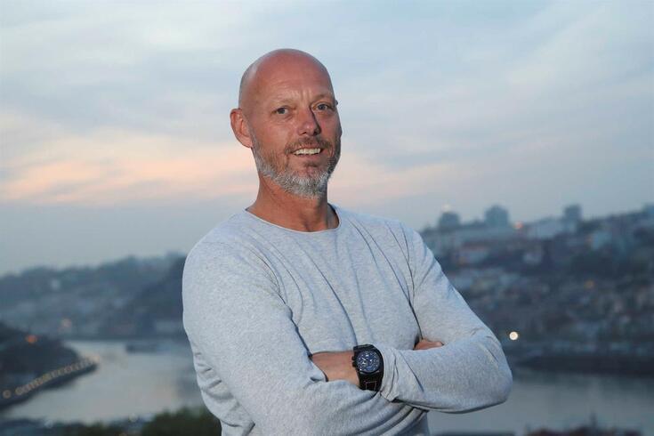 Magnus Andersson, treinador de andebol do FC Porto