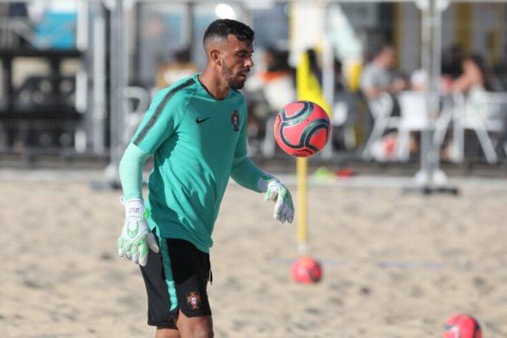 Em ano de Mundial de Futebol de Praia, Portugal prepara os primeiros jogos de qualificação para a competição