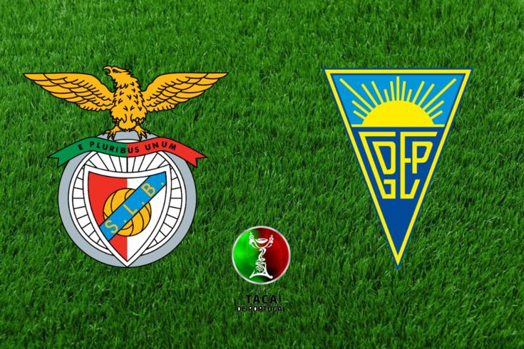 DIRETO | Benfica-Estoril