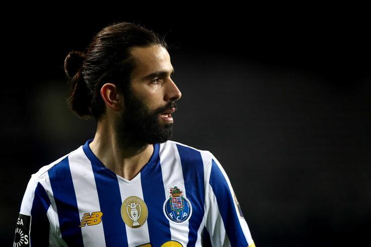 Sérgio Oliveira, médio do FC Porto