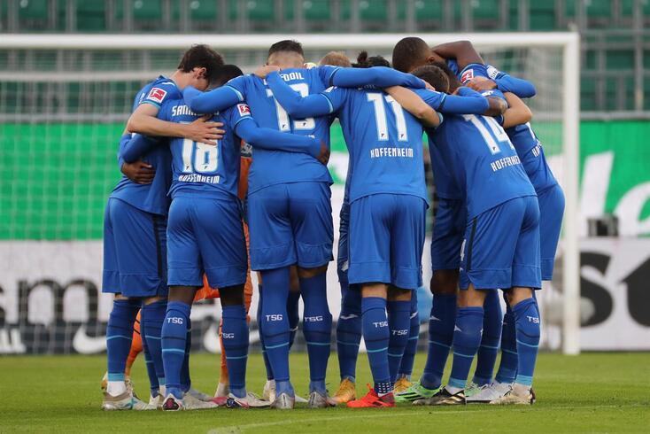 Hoffenheim foi surpreendido pela multiplicação dos casos de covid-19