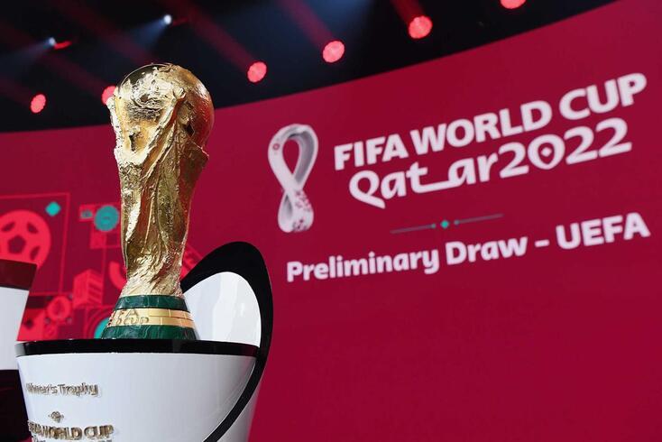 Sorteio da qualificação europeia do Mundial'2022