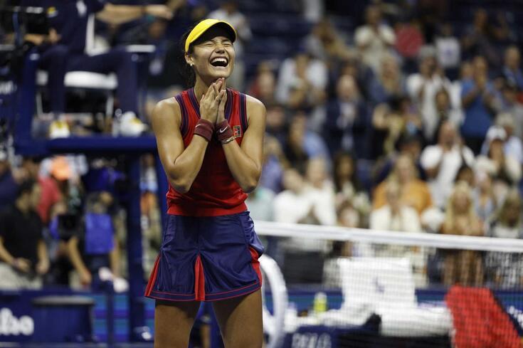 Emma Raducanu conquistou o US Open