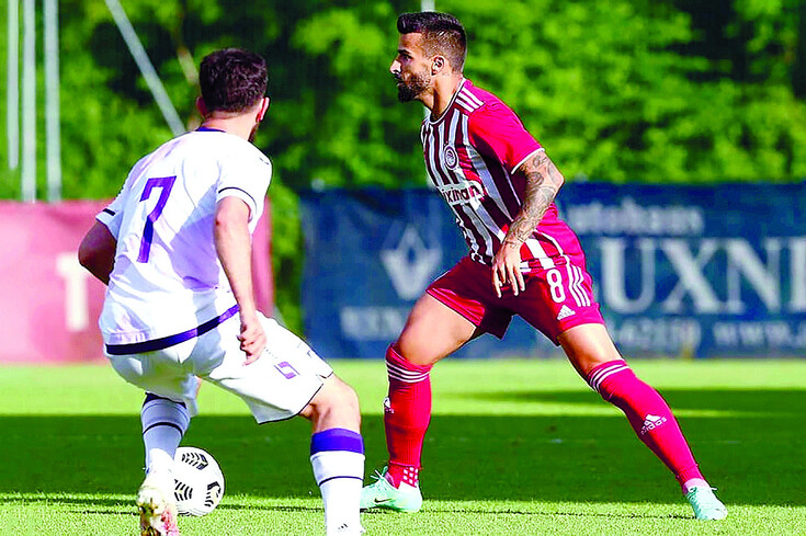 Tiago Silva está perto de reforçar o V. Guimarães