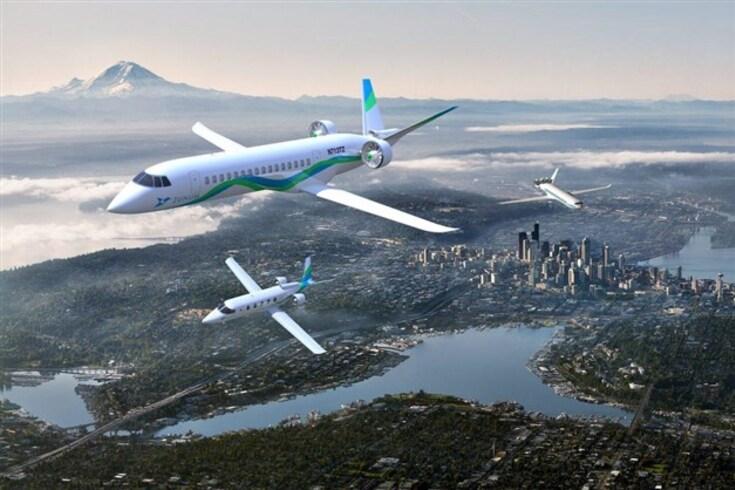 Avião elétrico chega em 2022 graças a novas baterias
