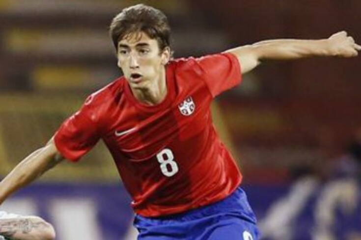 Djuricic no Benfica por cinco anos