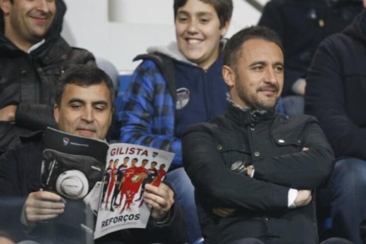Vítor Pereira foi espiar o Sporting a Barcelos
