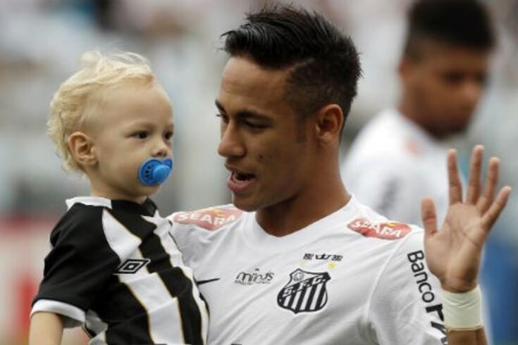 Neymar: cinco anos no Barcelona