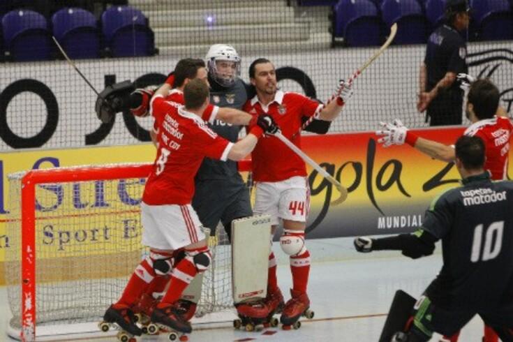 Benfica recua e vai jogar a final!