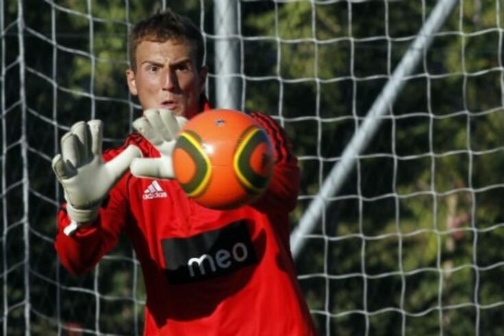 Oblak pede desculpa aos adeptos do Benfica