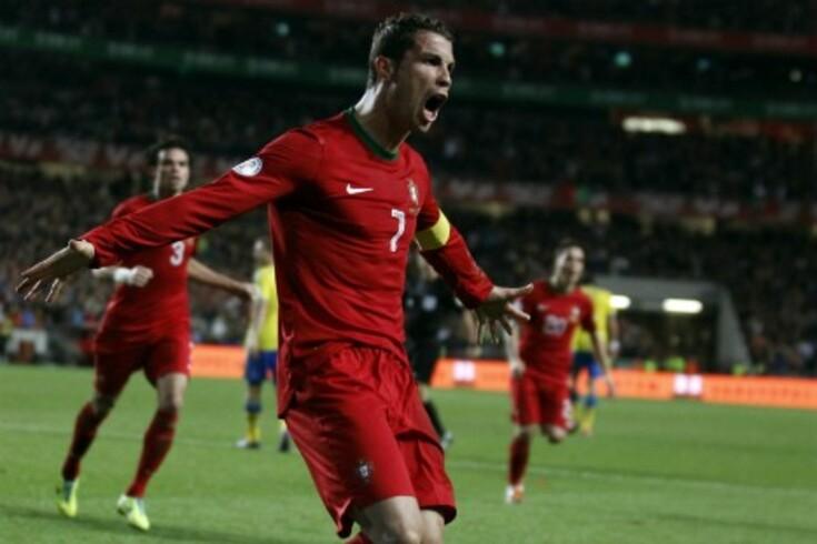 Ronaldo vai ser condecorado na Madeira