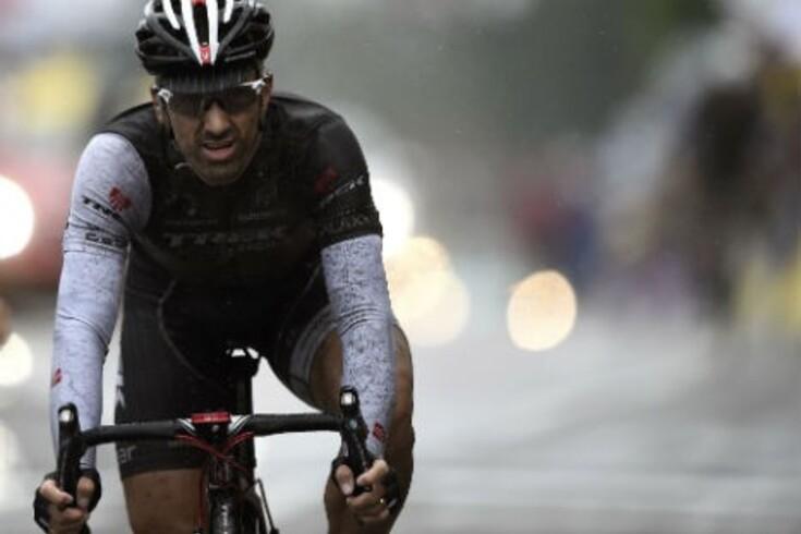 Cancellara desiste do Tour