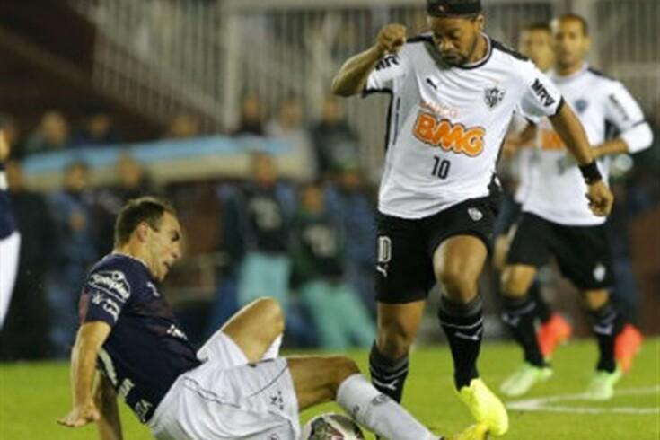 Onde está Ronaldinho?