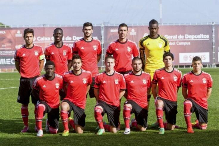 Youth League: UEFA distingue o Benfica