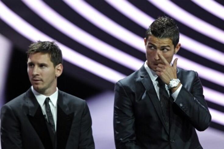 """""""Não compito com Ronaldo"""""""